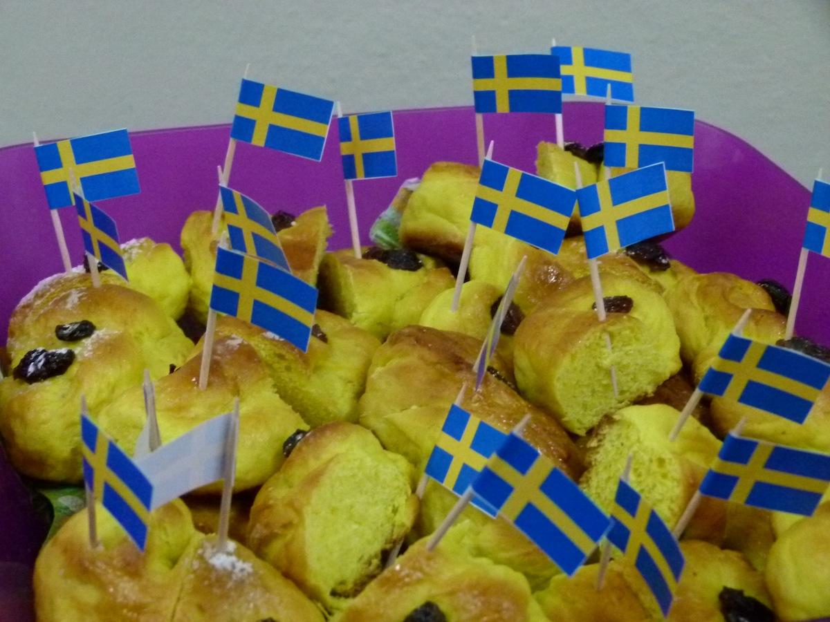 Szwedzka kuchnia naszych uczniów.