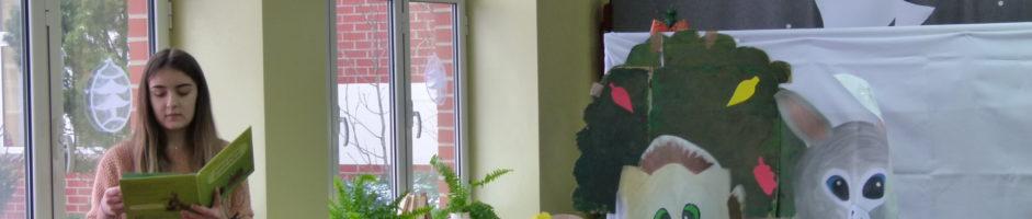 O przyjaźni i dobrych manierach – kolejna wizyta Empatyczek  w Miejskim Przedszkolu.