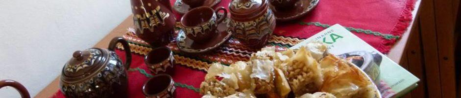 Bułgarska kuchnia naszych uczniów.