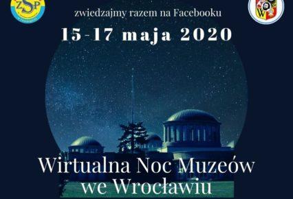 Wirtualna Noc Muzeów we Wrocławiu