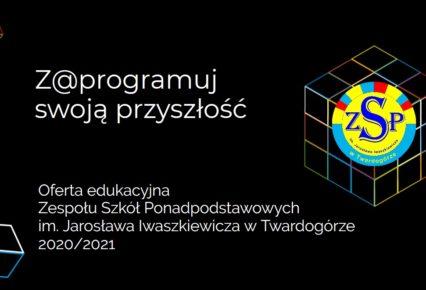 Oferta edukacyjna na rok szkolny 2020/2021