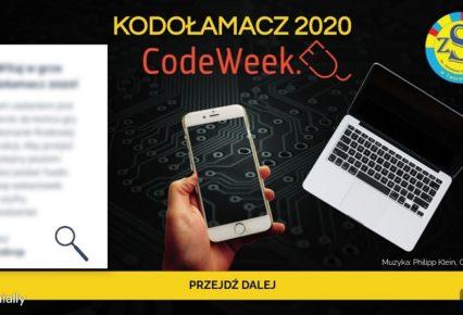 #CodeWeek 2020