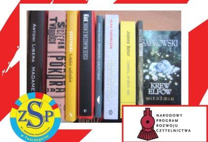 Narodowy Program Rozwoju Czytelnictwa – najlepsi polscy pisarze