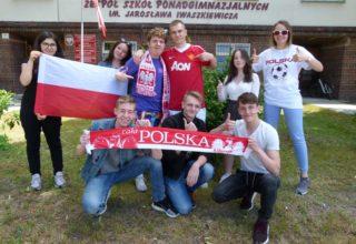 Sercem z reprezentacją Polski